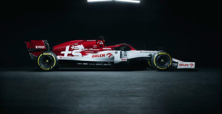 Alfa Romeo reveal their 2020 challenger!