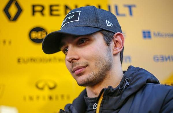 Ocon disagrees with Abiteboul: There is not that much missing