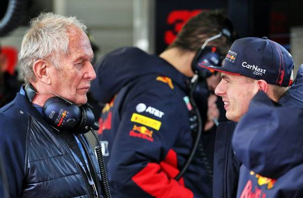 Verstappen after busy day of testing: Definitely improved where we wanted to