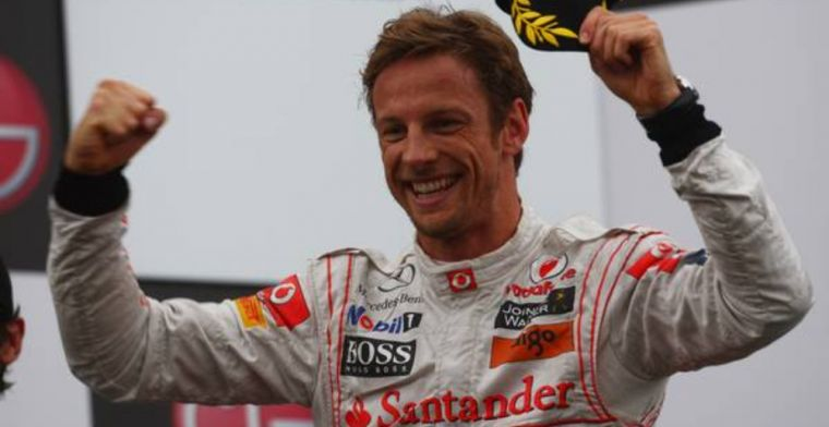 GPBlog's Top 50 drivers in 50 days - #25 - Jenson Button