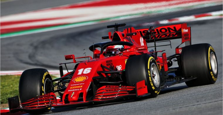 Leclerc: 'Nog moeilijk om te zeggen waar we staan'