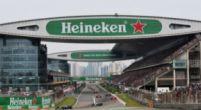 Afbeelding: Mogelijk tweedaagse Grand Prix van China in november