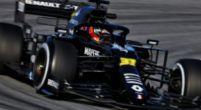 Afbeelding: Renault ook tijdens eerste testdag Barcelona met volledig zwarte livery