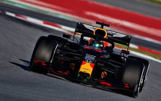 Red Bull confirm Honda engine change during F1 testing