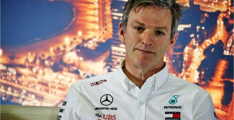 James Allison geeft meer toelichting op het nieuwe stuursysteem van Mercedes
