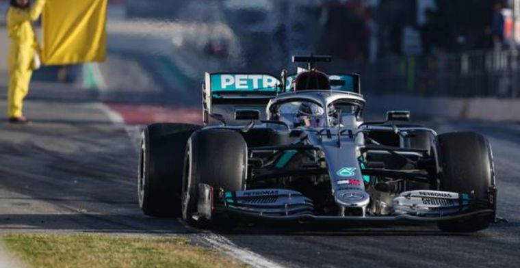 Mercedes confident new steering system is completely legal!