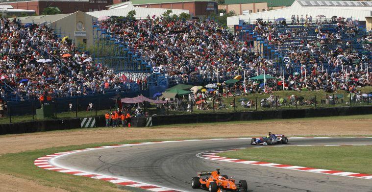 De Formule 1 keert terug naar Zuid-Afrika in 2020 met een fan-festival!