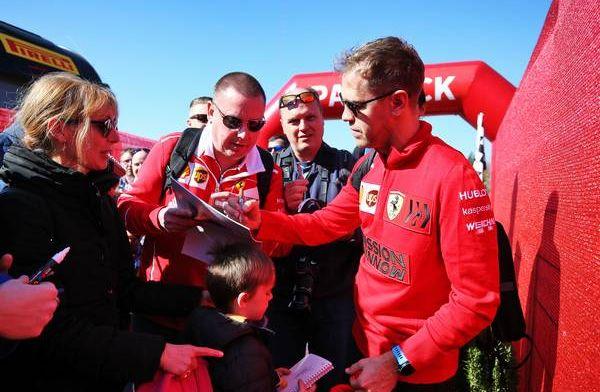 Vettel over nieuwe vondst Mercedes: Alsof je op slippers moet gaan rennen
