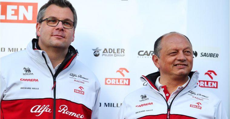Alfa Romeo beperkt; nieuwe simulator pas over 12 tot 18 maanden klaar