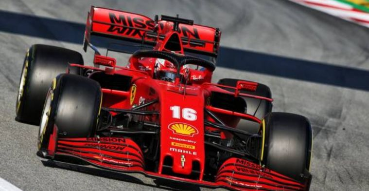 Leclerc believes new approach will allow for more flexibility