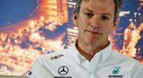 Afbeelding: James Allison geeft meer toelichting op het nieuwe stuursysteem van Mercedes