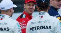Afbeelding: Vettel donderdagochtend nog niet in de Ferrari: 'Zoveel mogelijk rust geven'