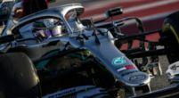 Afbeelding: F1 wintertest lunchupdate 13:00 | Mercedes onder het vergrootglas door trucje