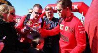 """Afbeelding: Vettel over nieuwe vondst Mercedes: """"Alsof je op slippers moet gaan rennen"""""""