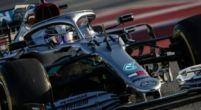 Image: Lewis Hamilton's steering wheel is causing debate about its legality