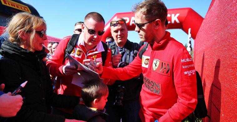 Ferrari niet meer bovenaan: ''Vorig jaar voelden we ons verschrikkelijk''