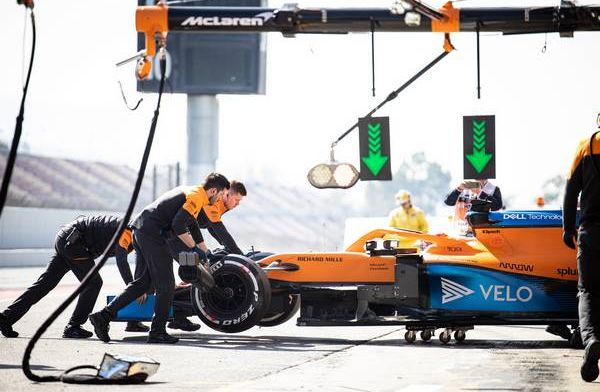'Best start to winter test in many, many years for McLaren'