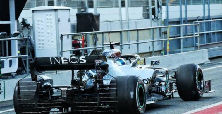 Vettel labels Mercedes' DAS system as weird