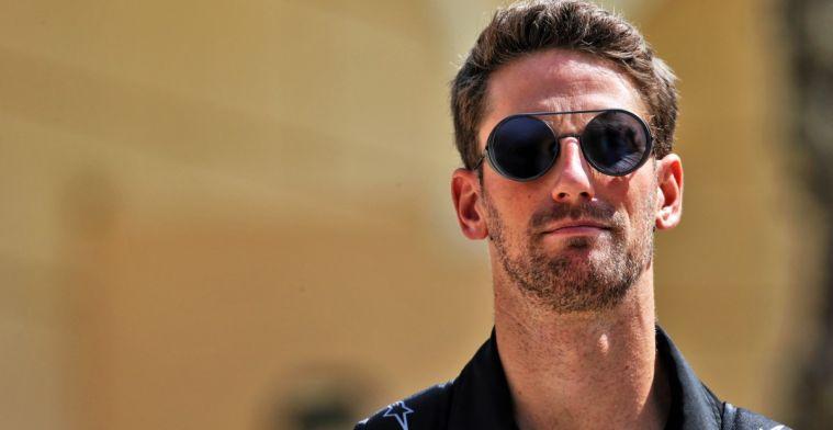 """Grosjean over oneerlijke F1: """"Het is geen sport, maar een show"""