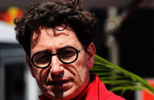 Mattia Binotto admits Ferrari are worried after testing issues!