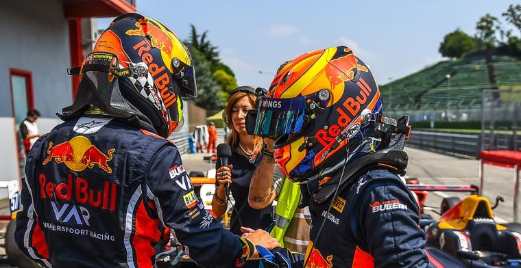 Red Bull voegt Indiaas talent toe aan junior programma