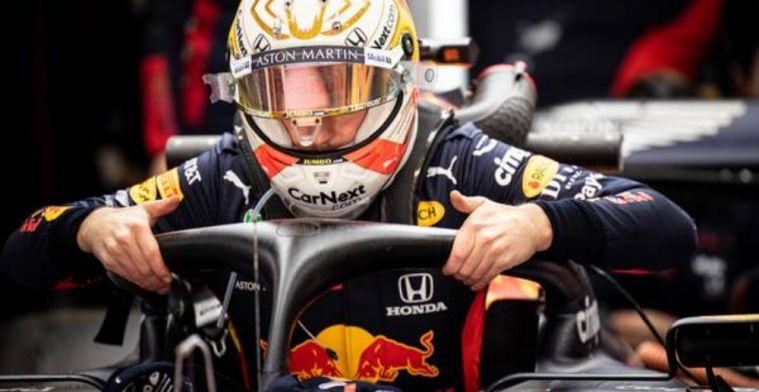 Verstappen plays down damage from opening session