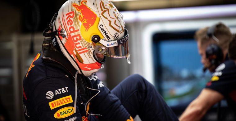 Zo verliep de laatste testdag van de eerste week in Barcelona voor Verstappen