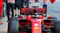 Afbeelding: Vettel valt stil en zorgt voor de eerste rode vlag op vrijdag