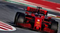 Image: Ferrari and Sebastian Vettel dealt testing blow after engine issue