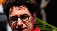 "Image: Mattia Binotto ""not as optimistic as last year"" as Ferrari struggle in testing"
