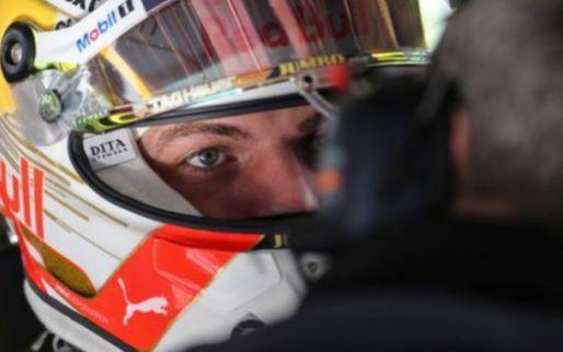 Verstappen on Ferrari: