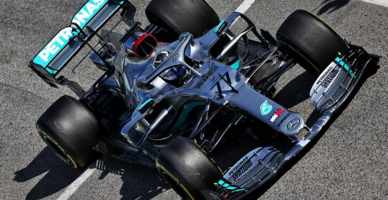 Bottas: Little bit early to talk about Mercedes contract extension