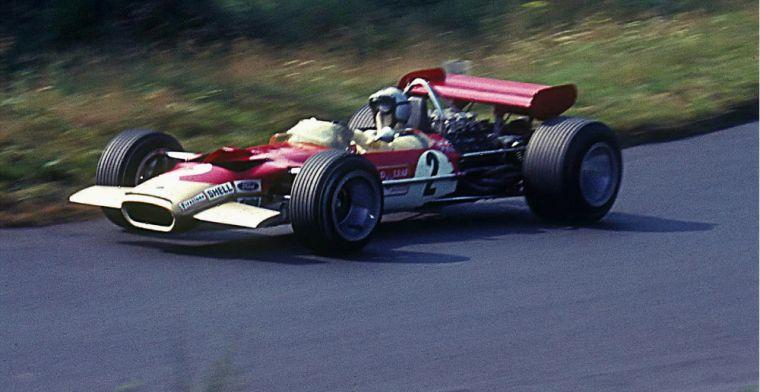 GPBlog's Top 50 drivers in 50 days - #22 - Jochen Rindt