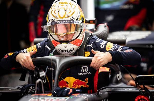 Verstappen stresses we're not chasing lap time as he racks up laps in first week
