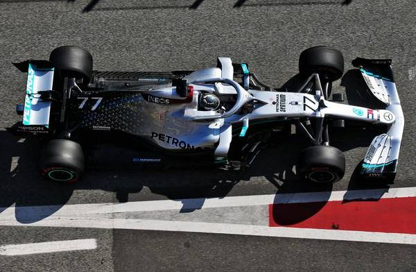 Pace-setter Bottas happy to have pushed car closer to the limits