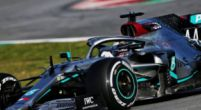 Image: Hamilton hails reliability as Mercedes top lap count as well as timesheets
