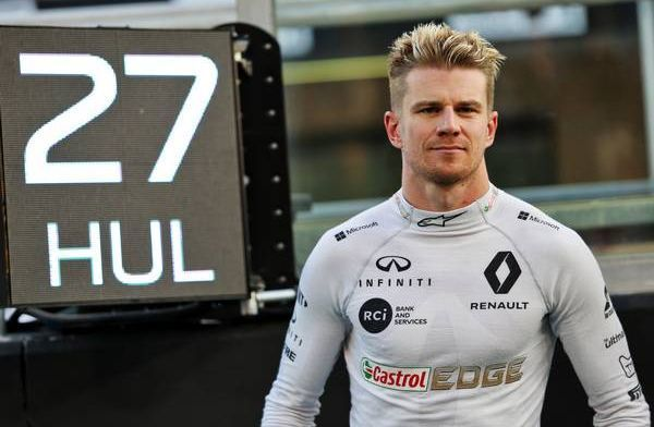 Hulkenberg warns F1 grid: Never count him out!