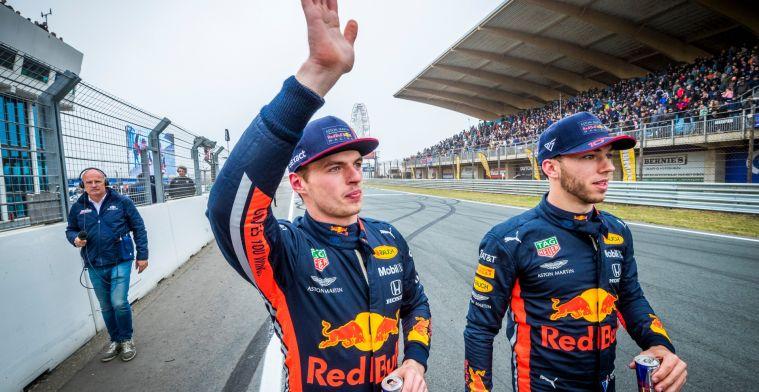 Verstappen maakt begin maart eerste rondjes op Circuit Zandvoort