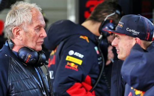 Marko: Red Bull to drive