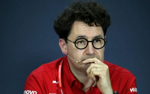 Mattia Binotto on Ferrari developing their own DAS system