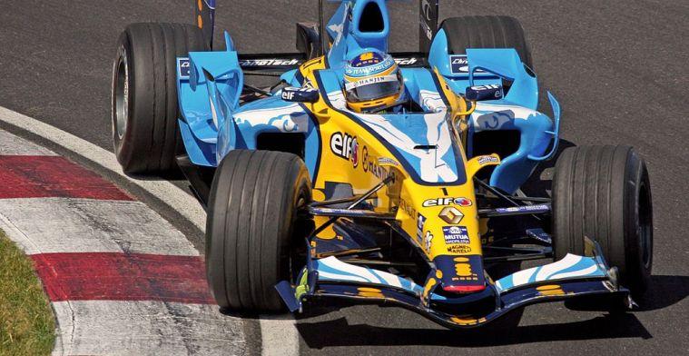 Terugblik 2000-2004 deel 2: Alonso aan de top van de Formule 1!