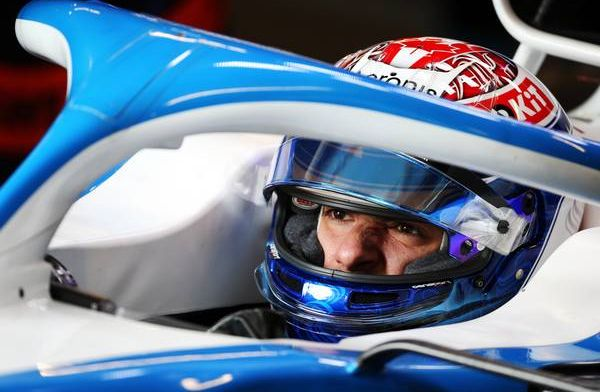 Nicholas Latifi on Williams' improvements: We just have to wait and see