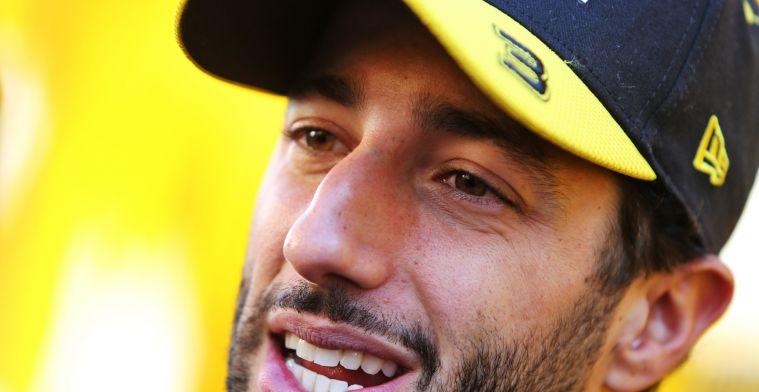 Ricciardo wil weg bij Renault, maar waar kan hij nog heen?