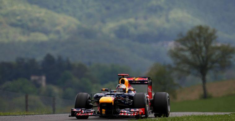 Gat op de Formule 1-kalender door China: Mugello wil als vervanger optreden