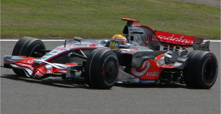 Terugblik 2007-2008 deel 3: Hamilton de fenomenale rookie