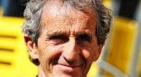 Afbeelding: Formule 1-grootheid Alain Prost bereikt de pensioenleeftijd