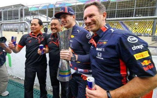 Honda en Verstappen sluiten zich aan bij Horner: 'Geen straffen dit jaar'