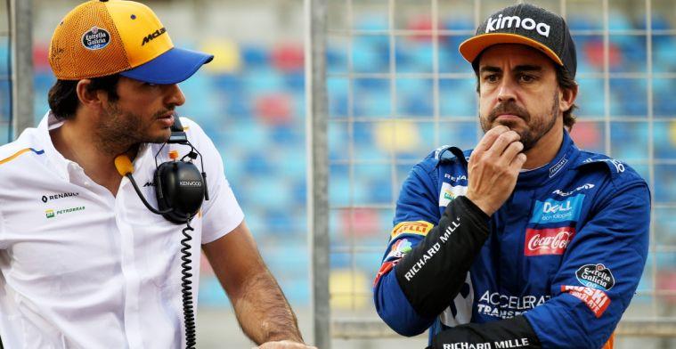 Brown sluit terugkeer Alonso uit; stelt hem niet verantwoordelijk voor problemen