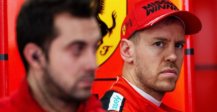 De schlemiel van de eerste testweek: Hoe groot is de schade voor Ferrari?