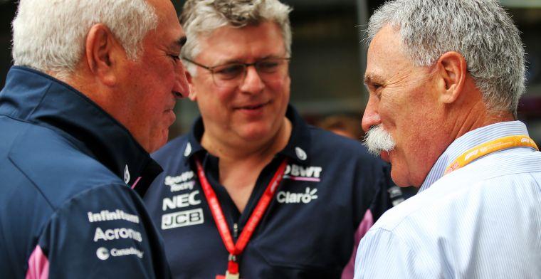 Racing Point Team Principal Szafnauer: Aston Martin deal is a win-win